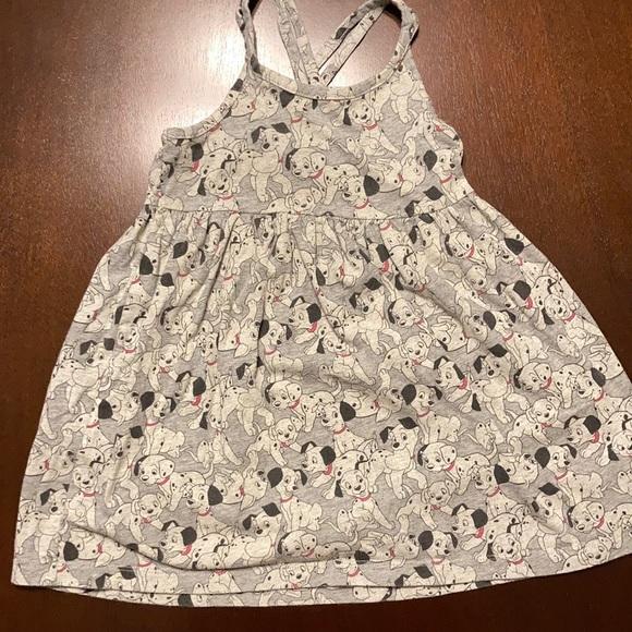 GAP Disney 101 Dalmatians Dress